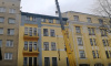 Макаров рассказал, почему участок на Большой Разночинной еще не освободили от застройки
