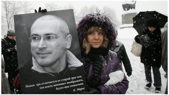 Дмитрий Медведев поручил проверить законность приговора Михаила Ходорковского