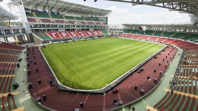 Команда Кавказ выиграла у звезд мирового футбола со счетом 5:2