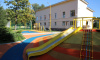В Петербурге появился сенсорный сад для незрячих детей