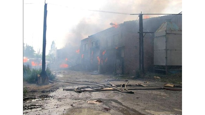 Утечка метиленхлорида произошла на месте аварии в Ростовской области