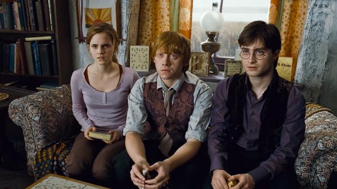 """Руперт Гринт видел лишь три фильма по """"Гарри Поттеру"""""""