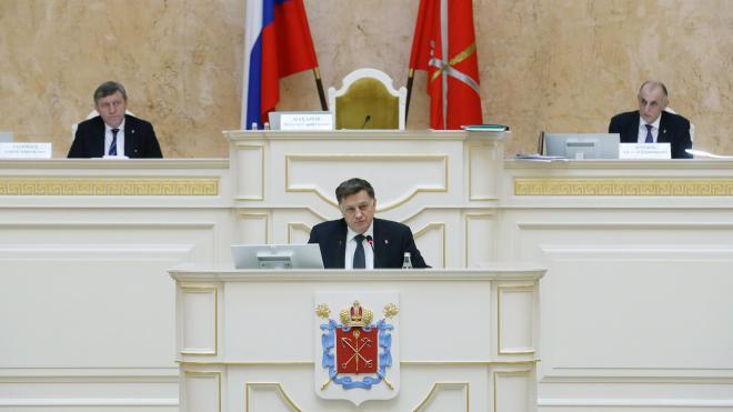 Спикер ЗакСа назвал депутата оппозиции предателем Родины
