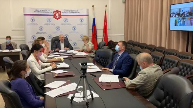 ЦИК РФ предложил Горизбиркому Петербурга досрочно сложить полномочия