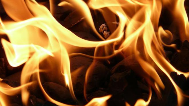 В Ростовской области 3-летний малыш сгорел заживо в машине