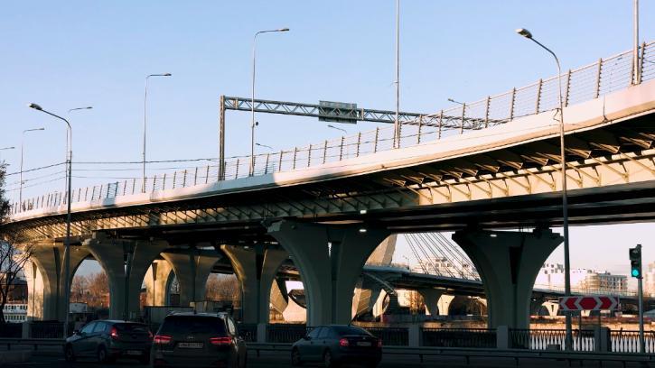 Западный скоростной диаметр подключат к Широтной магистрали скоростного движения в ноябре 2023 году
