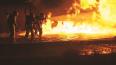 На проспекте Сизова сгорел автомобиль