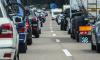Перед майскими праздниками усложнится ситуация на петербургских дорогах