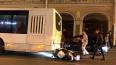 Фото: на Садовой улице мотоцикл влетел в автобус