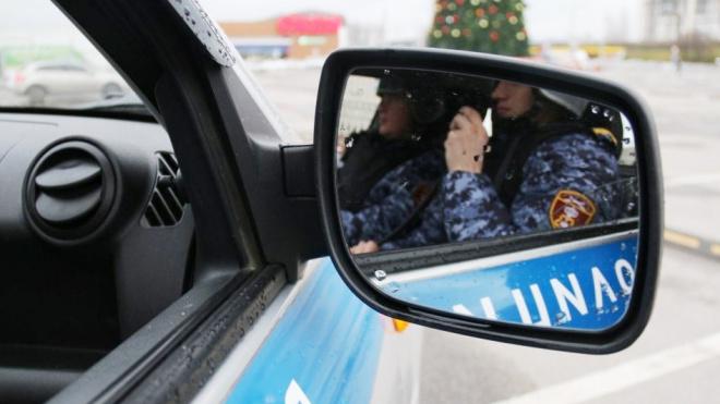 Росгвардейцы задержали стрелка в Выборгском районе