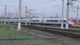 """Поезда """"Аллегро"""" не смогли вовремя добраться из Хельсинки ..."""