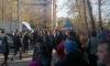 Националисты разгромили торговый центр в Бирюлево