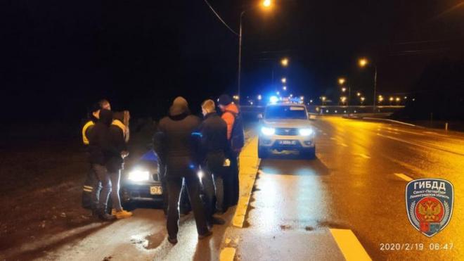 В Ленобласти у пассажирки BMW нашли 200 граммов наркотиков