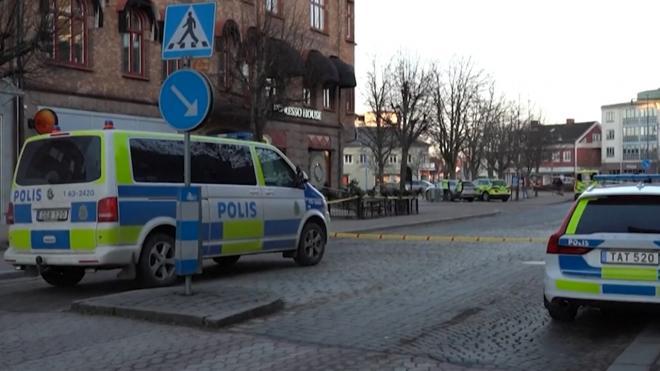 В Швеции рассказали о пострадавших при нападении мужчины с ножом