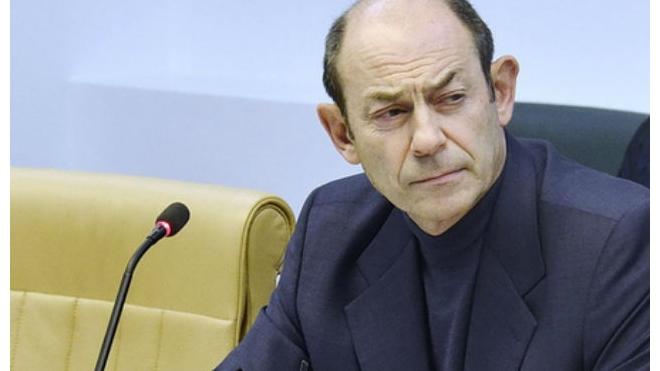 Путин уволил с военной службы экс-главу МВД Владимира Рушайло