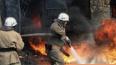 В Тихвинском районе пожарные тушили частный дом в ...
