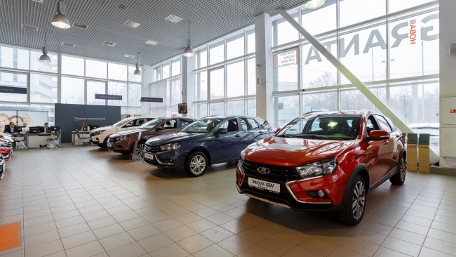 В июле «Автоваз» поднимет цены на автомобили