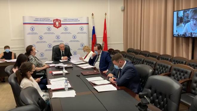 Членов избирательной комиссии Петербурга перед голосованием по поправкам собираются протестировать на COVID-19