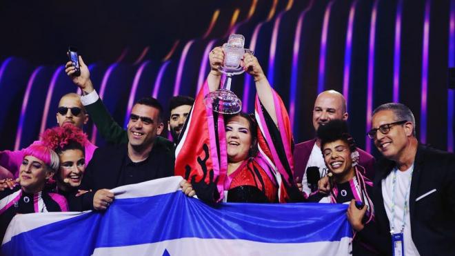 """Израильские власти выбирают город для проведения """"Евровидения-2019"""""""