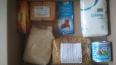 В Петербурге начали выдавать продуктовые наборы для ...