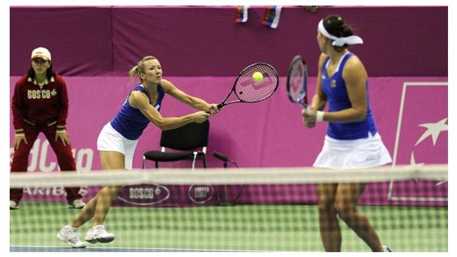 Чехия выиграла Кубок Федерации по теннису