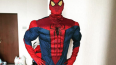 Фото Артема Дзюбы в костюме Человека-Паука насмешило ...