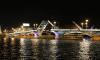 В ночь на 29 марта в Петербурге разведут четыре моста