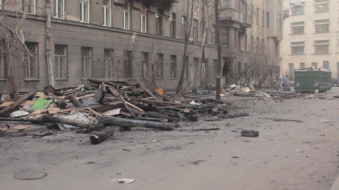 Петербург утонет в грязи: отсутствие ветра отрицательно скажется на чистоте воздуха