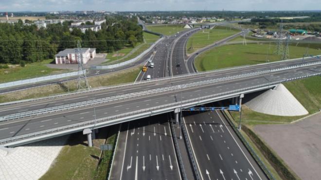 В Ленобласти разработали проект развязки на Мурманском шоссе в Южном Кудрово