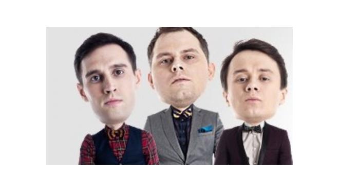 """Трио """"Смирнов, Иванов, Соболев"""", Comedy club"""""""