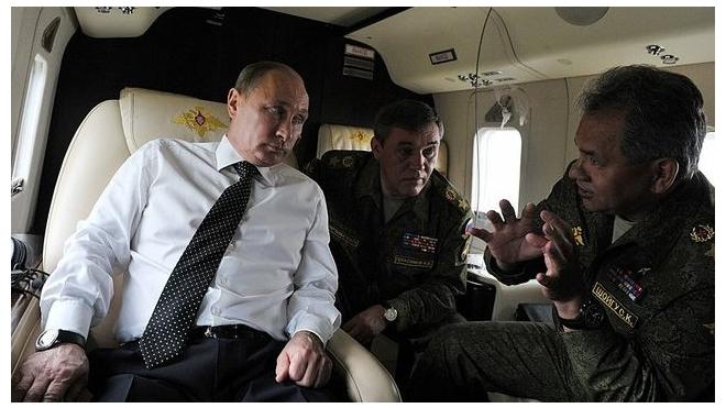 Россия проводит внезапную проверку боеготовности, но она никак не связана с событиями на Украине
