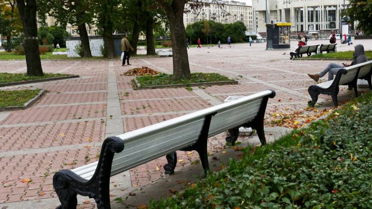 На благоустройство Петербурга дополнительно выделят 3 млрд рублей