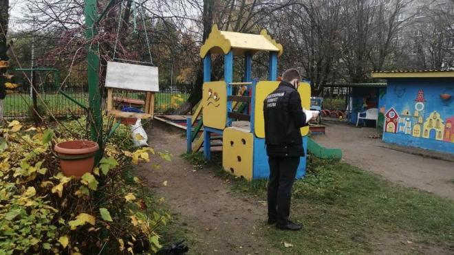 В Калининграде на прогулке в детсаду умер 4-летний ребенок