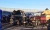 Автожесть на Красносельском шоссе: столкнулись семь машин, есть тяжелораненые