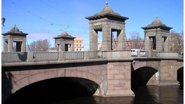 Ремонт Старо-Калинкина моста обойдется Петербургу в 152 млн рублей