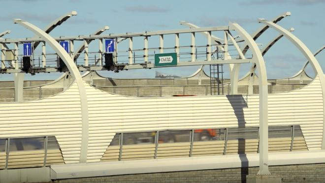 В Петербурге установят пределы стоимости проезда по платным дорогам регионального значения