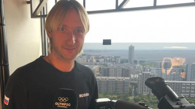 Евгений Плющенко: российские футболисты подарили стране настоящий праздник
