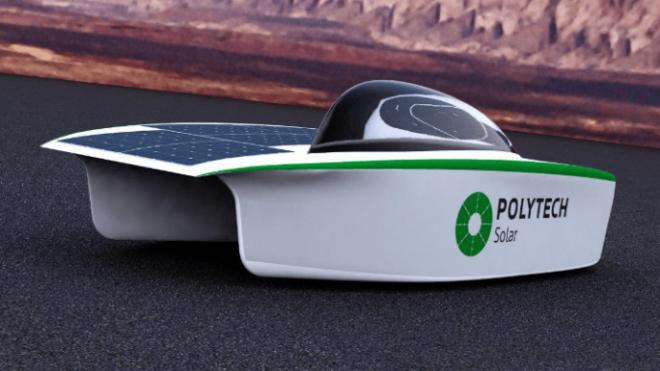 Солнцемобиль петербургского Политеха собираются отправить на гонки в Австралию
