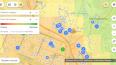 Названы округа с самым грязным воздухом в Петербурге