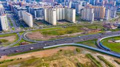 Ленобласть договорилась с военными о том, как пройдет трасса объезда Мурино в створе Пискаревского проспекта