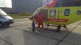 За сутки санавиация доставила в больницы трех жителей ...
