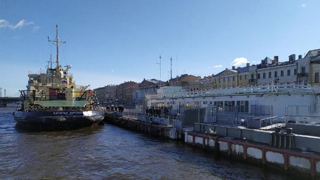 Петербург готов к открытию ежегодного фестиваля ледоколов