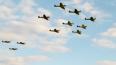 В Петербурге состоится воздушный парад в честь празднова ...