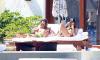В Сеть слили интимные фото Хайди Клум и ее молодого любовника