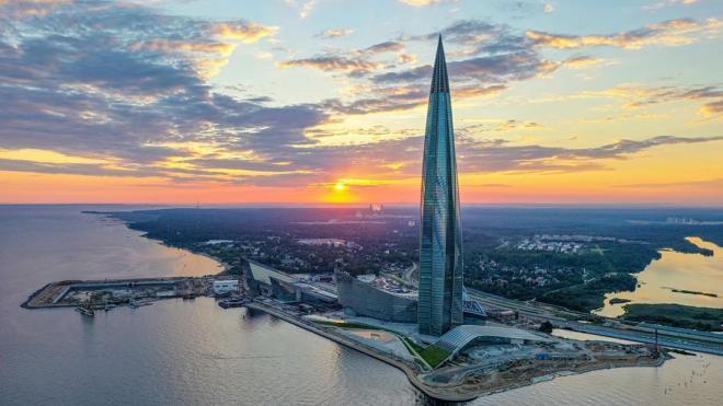 """""""Газпром"""" переедет в """"Лахту"""" в конце 2021 года"""