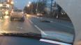 На Московском шоссе маршрутное такси сбило перебегающего ...