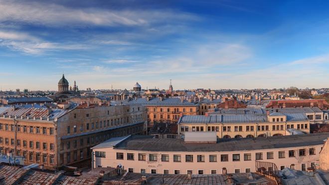 Во вторник воздух в Петербурге прогреется до +18 градусов
