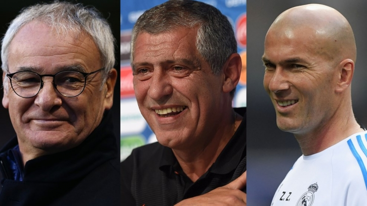 ФИФА назвала претендентов на звание «Тренер года»