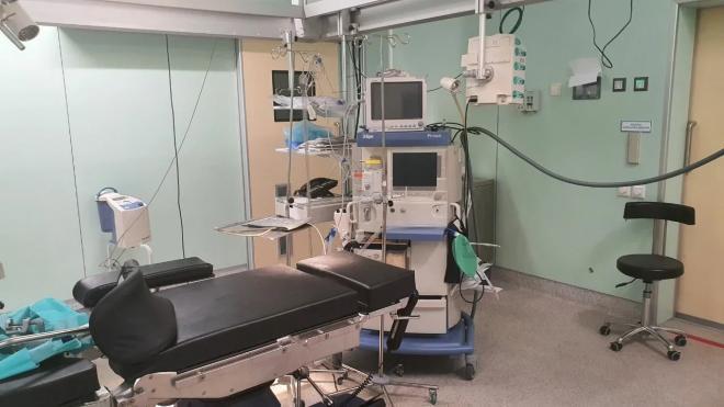 Николаевская больница начала прием пациентов с COVID-19