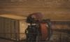Грузовик с пьяными мужиками в кабине перевернулся на проспекте Славы
